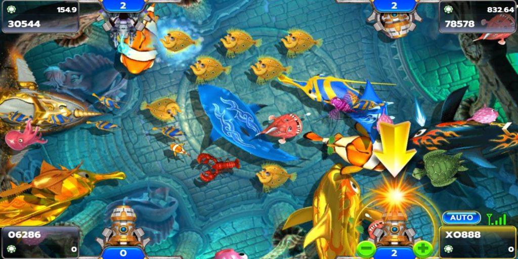 แนะนำเกมส์ FISH HUNTER 2 SUPER EX-3