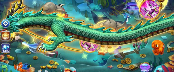 DRAGONBALL FISHING 2