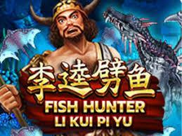 Fish hunter li kui pi yu