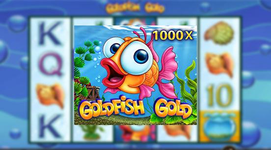 Goldfish Gold เกมสล็อตปลาทอง