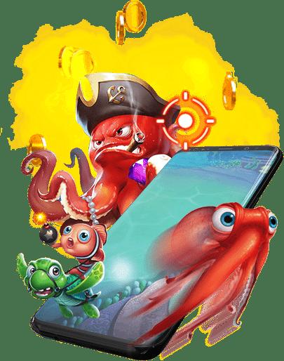 เกมยิงปลา พีจีสล็อตฉบับคนร้อนเงิน!!